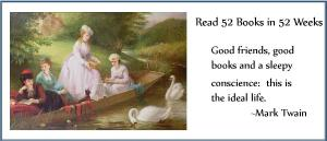 Read 52 books in 52 weeks 2013